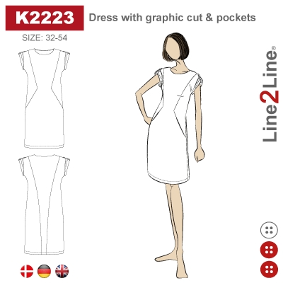 ALL PATTERN Line2Line sewing pattern schnittmuster